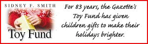 Sidney F. Smith Toy Fund logo