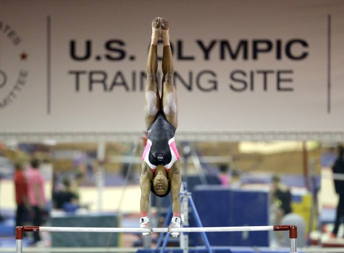 Biles says she needs Nassar acquired 'like three,000 years' in jail