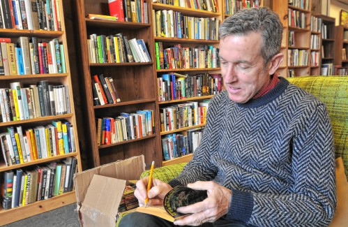 New source for used books opens in Northampton |New Uses For Old Books