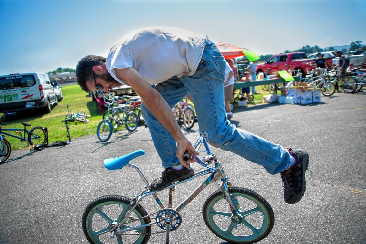 Bmx Enthusiasts Swap Parts Stories In Hatfield