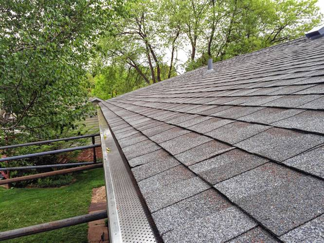 Superior Asphalt Shingles Are The Most Common Roofing Material, And Start At Around  $120 Per Square. TNS