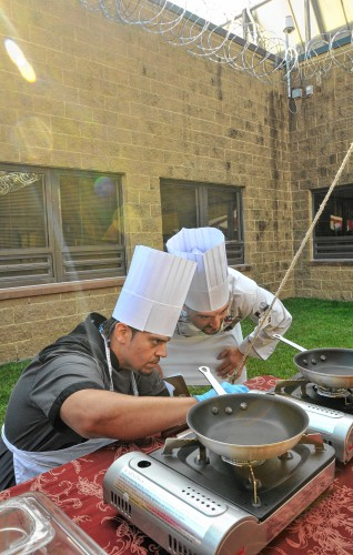 Cooking Program At Northampton Jail Seeks To Connect Participants With Jobs Not More Trouble