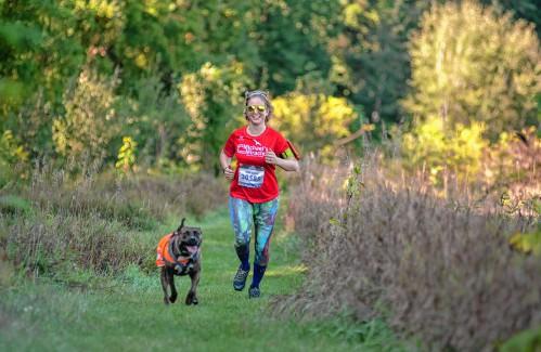 Gibby Booth Jasper runs virtual Boston Marathon for herself, family