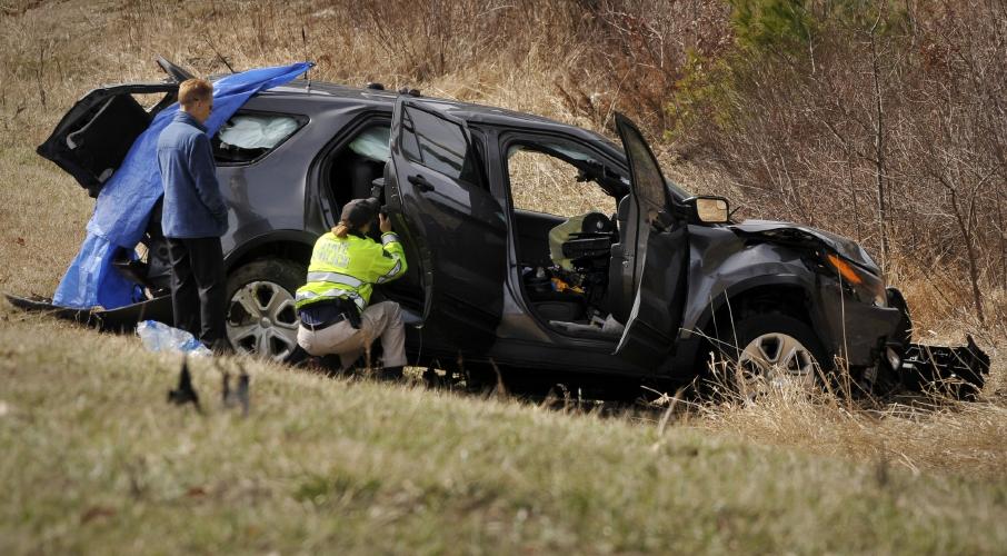 Trooper Thomas L Clardy Dies In Mass Pike Crash