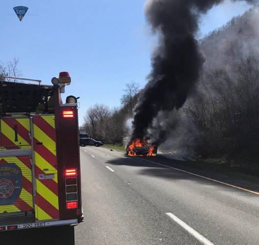 Car Accident Holyoke Ma