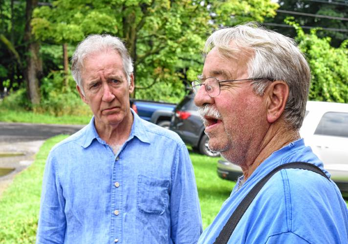 Local farmers talk milk pricing, labor with Richard Neal | Daily Hampshire Gazette