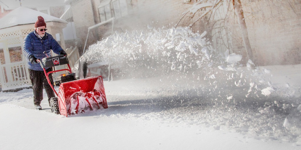Non Ethanol Gas >> What's the best way to remove snow and ice?
