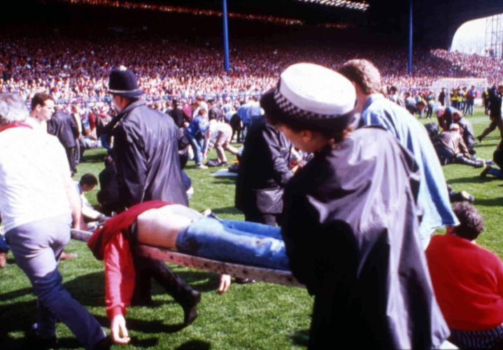 Jury Blames Police Clears Fans In 1989 Hillsborough