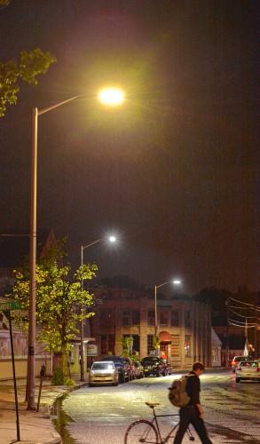 Petitioners Say Northampton Led Streetlights Too Bright