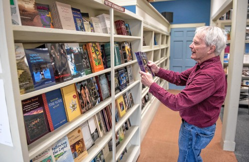 'Levelling' the playing field: Independent book publisher in Amherst earns state honor for helping Valley authors get published - GazetteNET