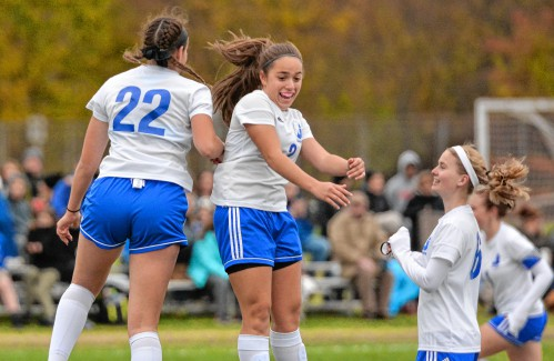 Division 4 girls soccer: Granby facing Lenox for 3rd straight year in finals - GazetteNET