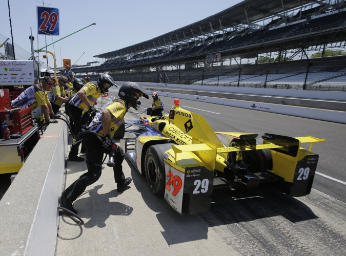newgarden turns fastest lap in final full indy 500 practice. Black Bedroom Furniture Sets. Home Design Ideas