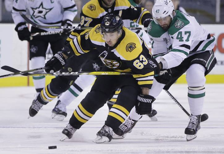 Bruins Dance with the Stars, but Fall in OT