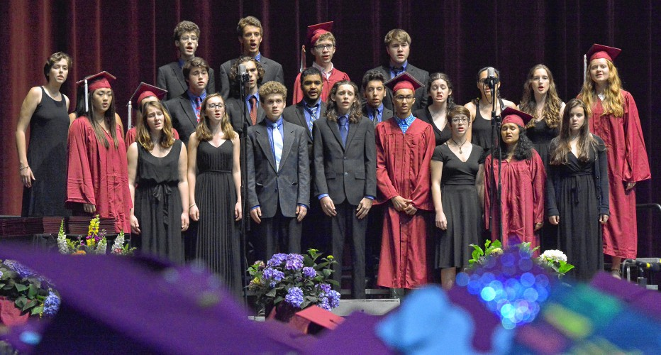 'Pearls of wisdom' shine at Amherst Regional graduation