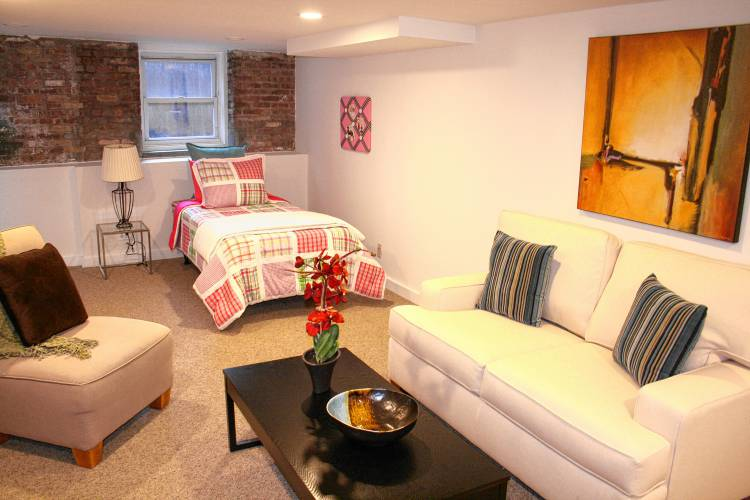 How to make your basement comfy, cozy and functional for ...