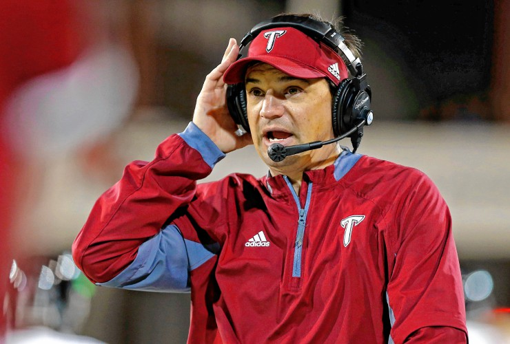 UMass alum Neal Brown a rising coaching star at Troy