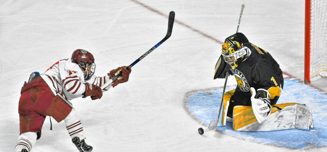 NCHC: Colorado College's Alex Leclerc Named Conference Goalie Of The Week
