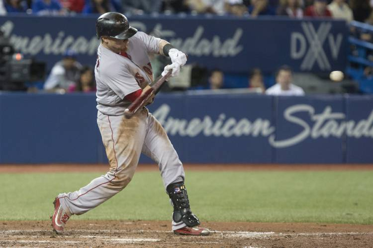 Red Sox ruin Anderson's debut — Blue Jays notebook