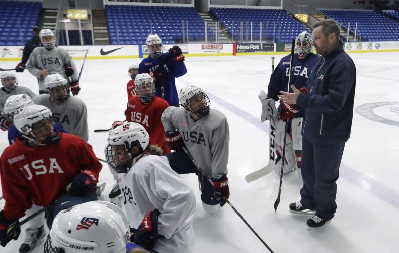 us canada women resume hockey rivalry year ahead of olympics