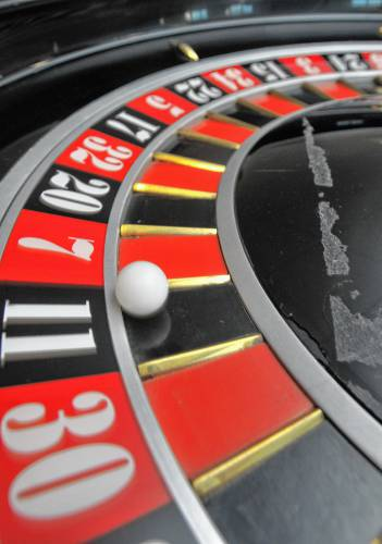 Roulette numbers sequence