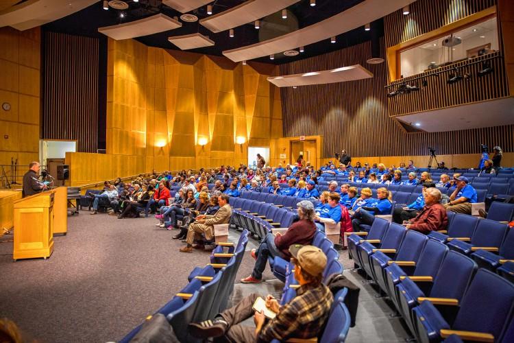 OPEN FORUM: School Board Meetings on mascot issue