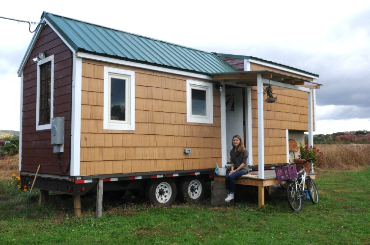 Hadley tiny house will be removed