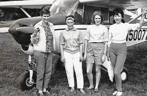 Fly Girls High School Scholarship Honors Female Pilot And
