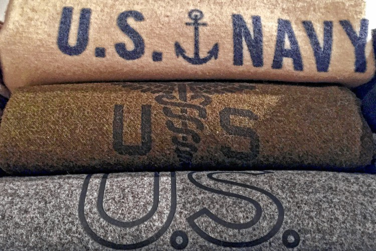 Military Aesthetic Emerges In Home Decor Hues