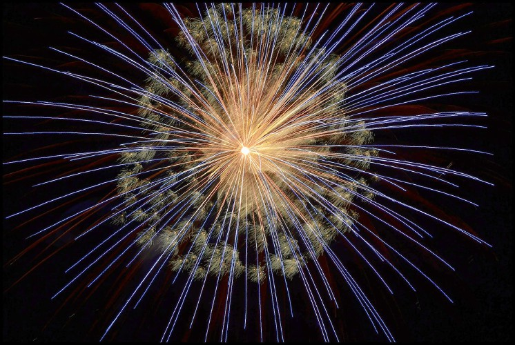 Backyard Fireworks Illegal In Massachusetts
