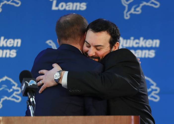 Detroit Lions Officially Announce Matt Patricia As Their New Head Coach