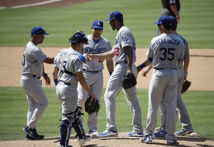 103-degree heat shatters World Series record
