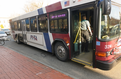 Bleak Outlook For Extended Pvta Bus Service In Amherst