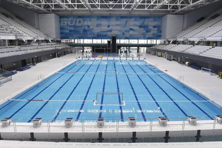 Russia, Hungary to host swim short-course world champs