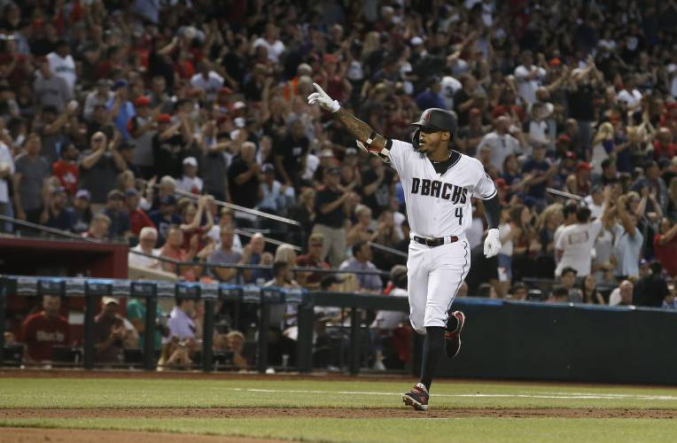 D-backs to host reeling Red Sox