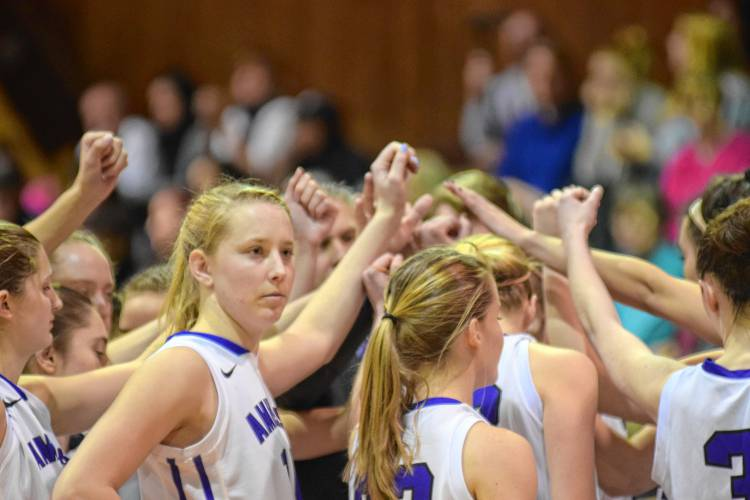 Amherst women's basketball rises early to prepare for ...