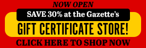 2019 Gift Certificate store