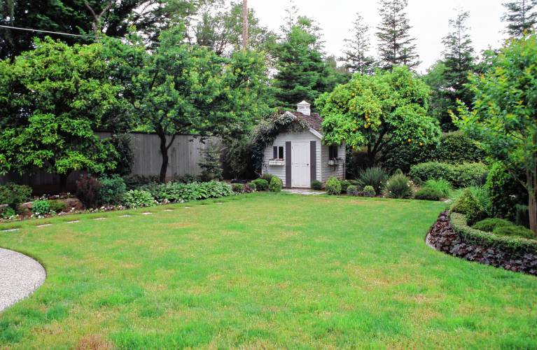 Yardsmart: Maintaining privacy in your backyard through