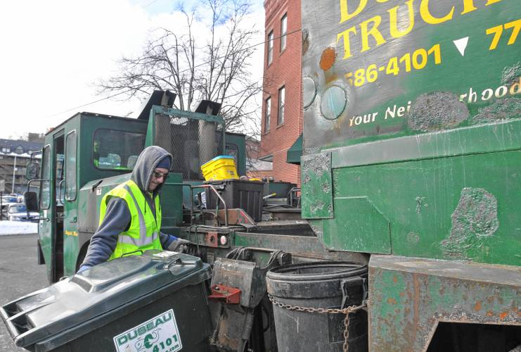 Connecticut company takes over local trash hauling businesses