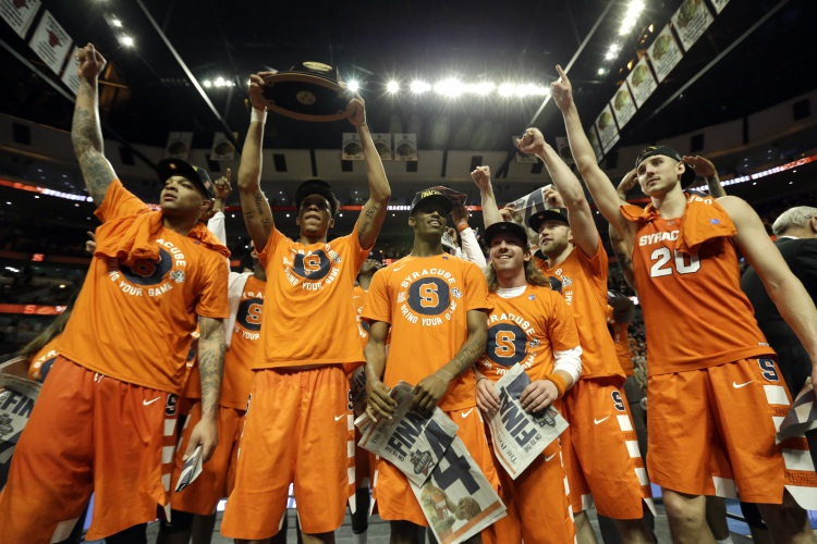 Richardson Syracuse Rally For Spot In Final Four