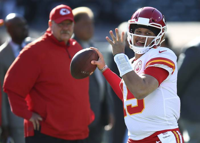 Chiefs coach Andy Reid trying to rewrite history of playoff letdowns 631990dee