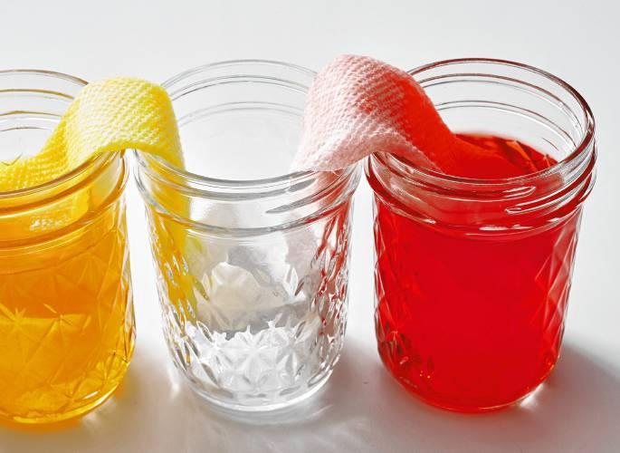 Mason jar science: Make Unicorn Poop, enormous bubbles and