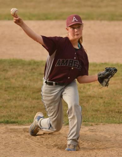 Hadley s Thea Hanscom trains at USA Baseball Women s National Team  Development Program 916d0100bb