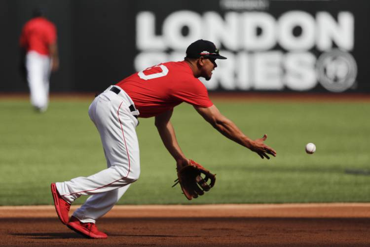 MLB sets up shop in London with Yankees vs Red Sox