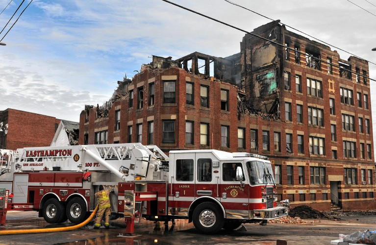 A Full Investigation Needed In Holyoke >> Fire Investigation Continues Building Lacked Modern Fire Prevention