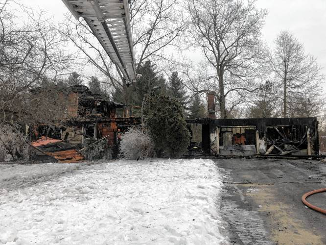 Smoke Detectors Save Residents From Amherst House Fire Officials Say