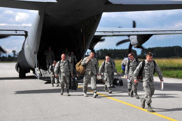 Barnes air base investigates possible contamination of ...