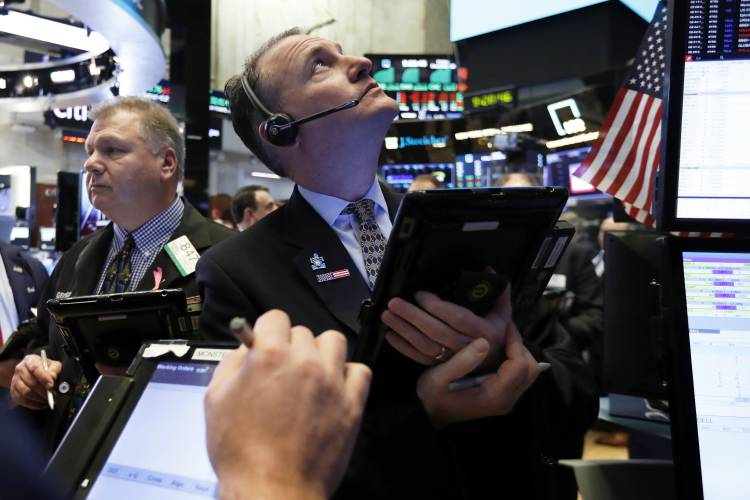 stocks end dismal year on bright note