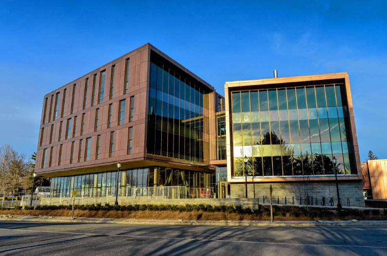 Umass Multi Level Building Showcases Cutting Edge Timber Construction
