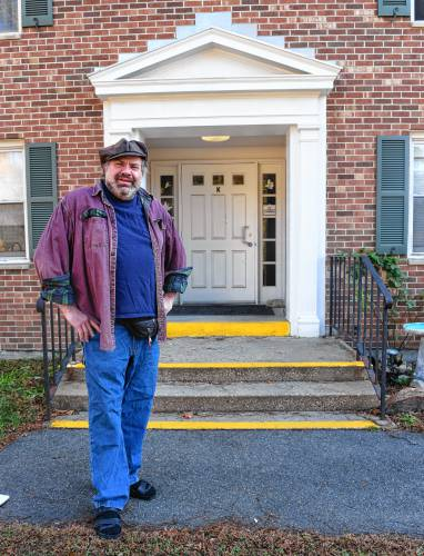 Locked out: Residents of Florence\'s Forsander Apartments air ...