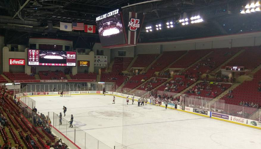 UMass blanks Providence, earns home-ice in first round of